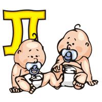 Тату близнецы знак зодиака для мужчины