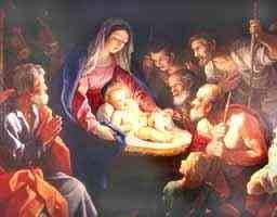 Рождественский сочельник у восточных